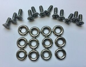 1947 1952 Chevrolet Truck Door Panel Screws And Washers Kit 24 Pc 332 Free Ship