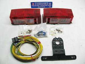 Peterson Manufacturing V548 Submersible Trailer Tail Light Kit