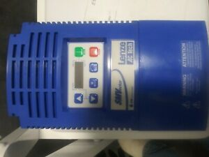 Lenze Smv Frequency Inverter 7 5 Kw 10 Hp 240 Volt Single Phase To 3 Phase