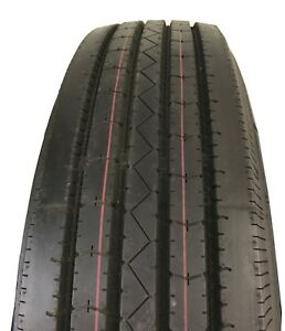 2 New Tires 235 85 16 Hawkway 14ply All Steel Radial Trailer Lrg 129 125l