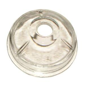 1039071m1 Fuel Bowl Glass Round Bottom Fits Massey Ferguson 230 235 245 1085