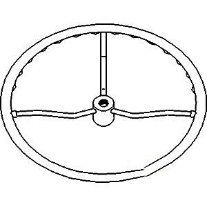 Splined Steering Wheel For Ford New Holland Nh A62 A64 A66 Loader 8n Naa