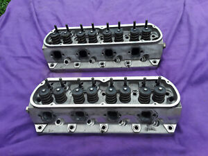1987 1995 Ford Mustang 5 0l Trickflow Twisted Wedge Cylinder Heads Cobra Gt40