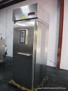 Baxter Pw1e Commercial Single Rack Proofer Bread Oven