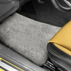 For Dodge Meadowbrook 49 52 Tailor made Sheepskin 1st 2nd Row Pearl Floor Mats