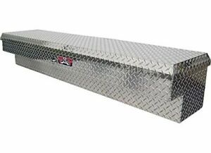 Unique Truck Accessories Rb172 Commercial Class Side Rail Tool Box 13x16x70