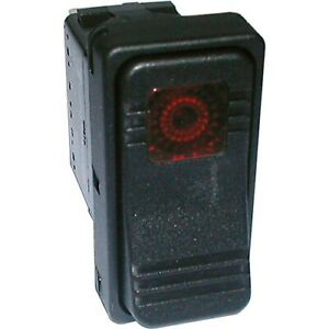 On off Lighted Rocker Switch 20a 125v 10a 250v