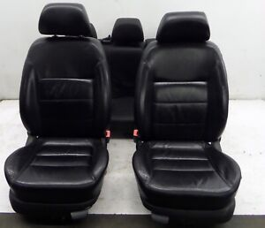 Vw Jetta Tdi Wagon Leather Seats Mk4 00 05 Oem