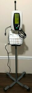 Welch Allyn Spot Series 420 42x Vital Signs Monitor Nibp Mean Bp Iv Stand