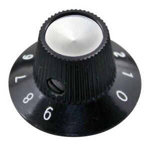 Henny Penny Oem 27540 1 1 8 Black Warmer Thermostat Knob 0 9