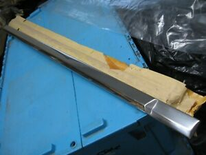 Nos Mopar 1958 Chrysler Saratoga New Yorker Windsor Right Rear Door Molding