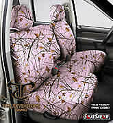 Seatsaver Seat Protector 1998 02 Fits Chevrolet True Timber Pink Camo Ss