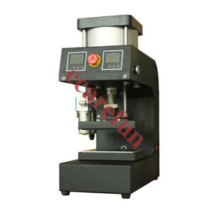 Pneumatic Rosin Double sided Printing Plane Heat Presses Machine 0 13000psi A