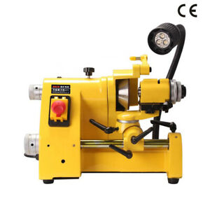 Universal Cutter Grinder Mr u3 End Mill Drill Bit Lathe Tool Sharpening Machine
