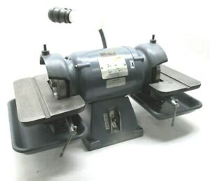 Baldor 6 Carbide Tool Grinder W Diamond Wheels 500