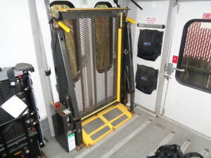 Bus Wheel Chair Lift And Other Bus Parts