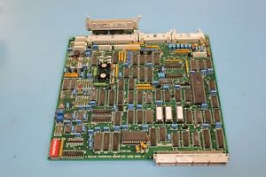 Perkin Elmer Wallac Wizard Automatic Gamma Counter Interface Board Dic 1055 3760