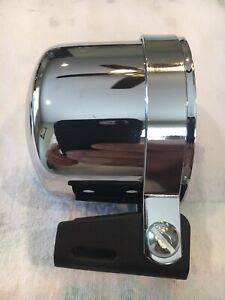 Auto Meter 2 5 8 Gauge Mount Mounting Cup Chrome New Autometer