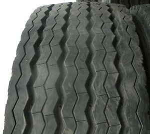 Used Buff Blem Tire 425 65 22 5 Double Coin 20 Ply Super Single Radial Blemish