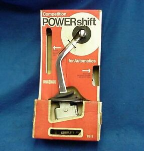Nos Vintage Sparkomatic Floor Shift Automatic Shifter Turbo 350 400 Chevy Ford