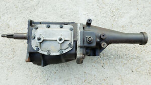 Low Miles 1963 64 Borg Warner T10 Transmission Ford Falcon Comet 260 289 4 speed