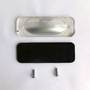 License Plate Light Lens 68 70 Dodge B Body 70 74 Challenger 67 72 Dart 65 67 B