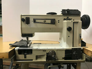Adler 477 Single Needle Chainstitch Industrial Sewing Machine