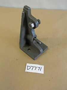 Miller knuth Sawmaster Power Hacksaw Latch Stand Cast Iron D7771