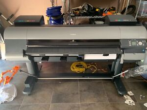 canon Ipf8400s Large Format Printer