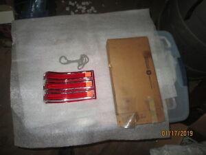 Mopar 1966 Plymouth Satellite Right Rear Tailight Lense N o s