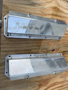 Ford 351 Cleveland Aluminum Valve Covers
