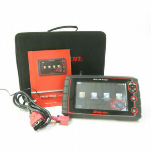 Snap on Tools Solus Edge Eesc320 17 2 Software Automotive Scan diagnostic Tool