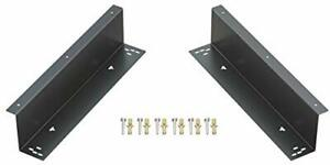 Heavy Duty Steel Under Counter Mounting Brackets For Standard Pos Cash Drawer