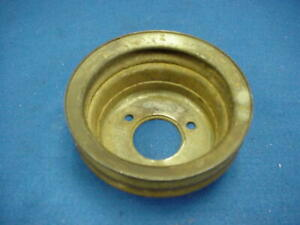 69 70 Chevelle Camaro 396 454 Deep Groove Crank Pulley Ls6 L78 375hp 3955291 Ab
