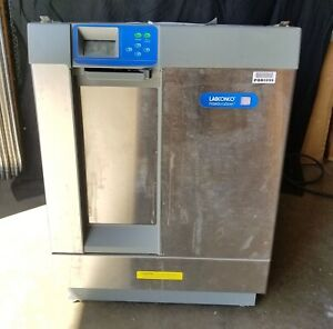Labconco Undercounter Flaskscrubber 33 Glassware Washer 180 f Spindle Rack