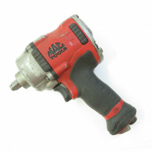 Mac Tools Mpf980501 1 2 Drive Air Pneumatic Impact Wrench as Is