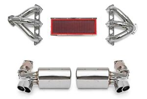 Fabspeed Performance Package Fits 1999 2005 Porsche 996 Turbo Coupe