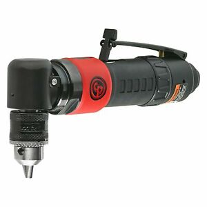 Chicago Pneumatic Reversible Angle Air Drill