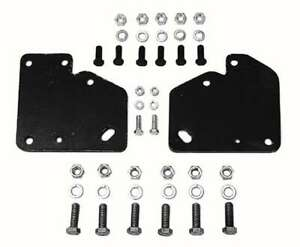 Trans dapt 4689 Chevy 283 350 Or Lt1 Into S10 2wd Motor Mount Kit