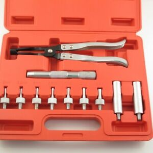 Valve Stem Seal Remover Removal Pliers And Seal Install Installation Tool Set