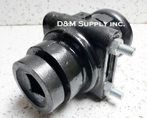 Disc Harrow Bearing Cap And Spool Kit For 1 Square Axles 3013 0515