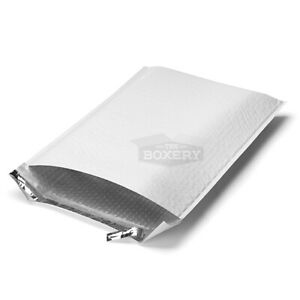 Poly Bubble Mailers Plastic Shipping Envelopes All Sizes The Boxery