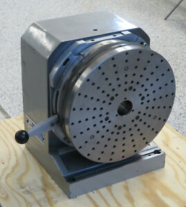 A A Gage Inc 12 Ultradex b Indexing Dividing Rotary Table Right angle Base