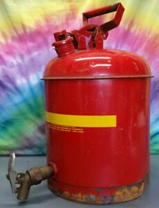 Type I Safety Can Red eagle Gas Can Oil Can
