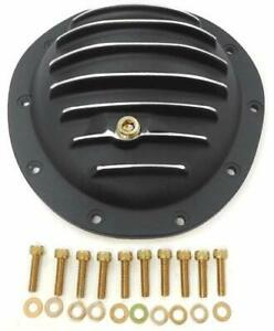 Racing Power Company R5077bk Aluminum Gm Differential Cover 10 Bolt Front