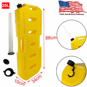 5gallon 20l Fuel Can Gas Fuel Tank Petrol Storage Motorcycle car Gas Container