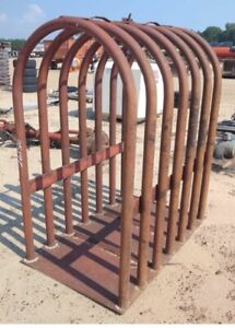 34 X 62 3 4 7 bar Tire Inflation Cage