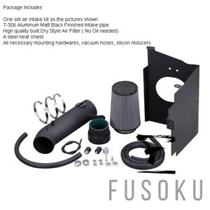 Cold Air Intake System Kit For Toyota 07 09 Tundra Sequoia 08 09 4 7l V8