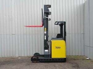Yale Mr16h Used Reach Forklift Truck 2468