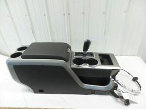 2013 14 Ford F150 Center Console With Floor Shifter 500137
